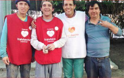Trato Hecho Vecino: la iniciativa que integra a personas en situación de calle no encuentra financiamiento